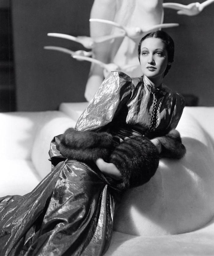 Glamorous beauty Dorothy Lamour