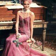 Gorgeous Amber Valletta