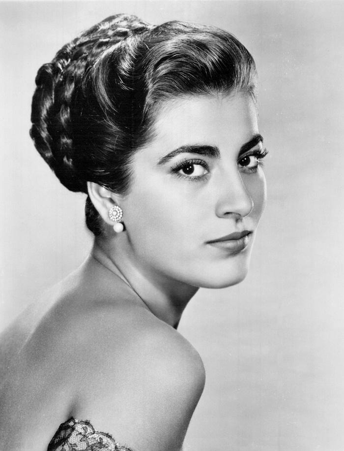 Gorgeous Greek actress Irene Papas