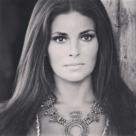 Gorgeous Woman Raquel Welch