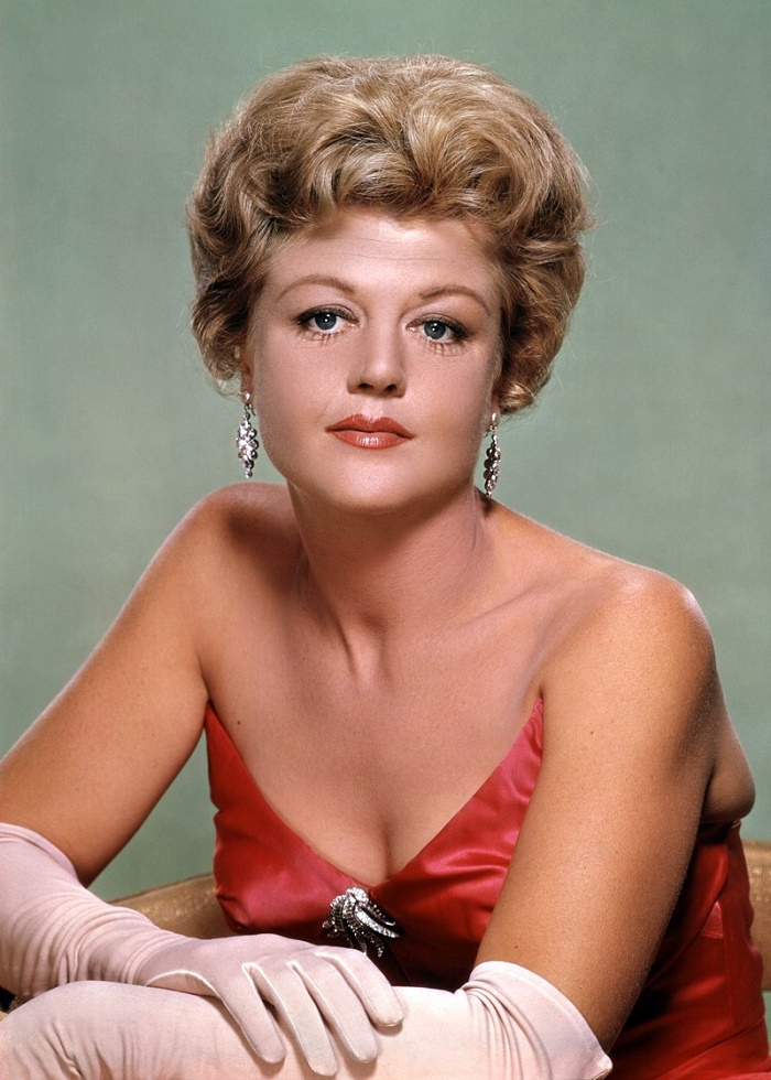 Great actress Angela Lansbury
