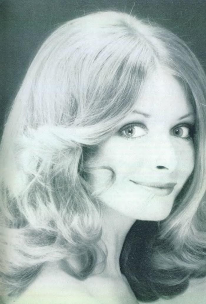Hair style, 1976