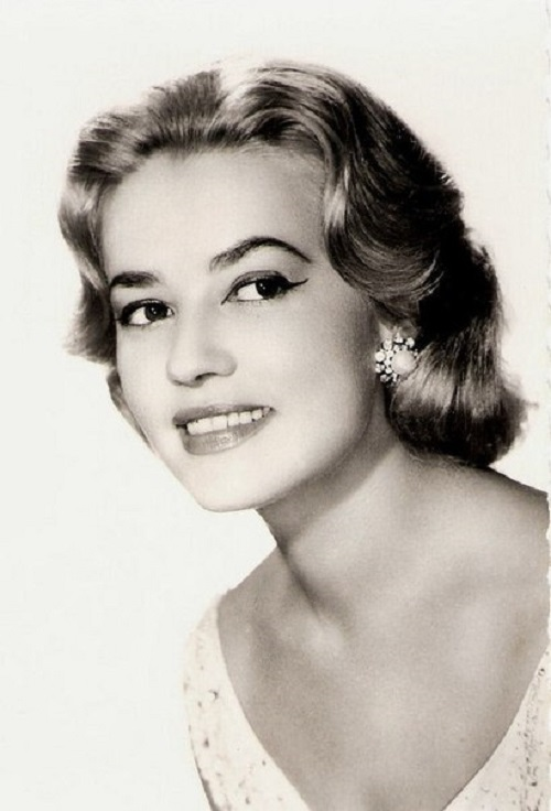 Her career in cinema began in 1948 and includes over 100 hundred films