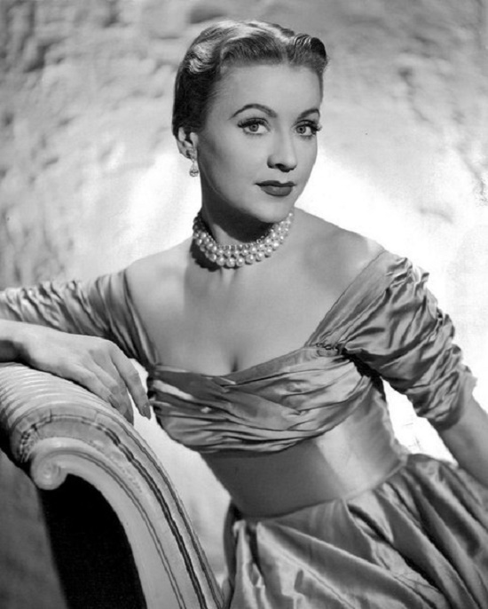 Hollywood beauty Anne Jeffreys 1923-2017