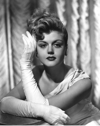 Hollywood diva Angela Lansbury