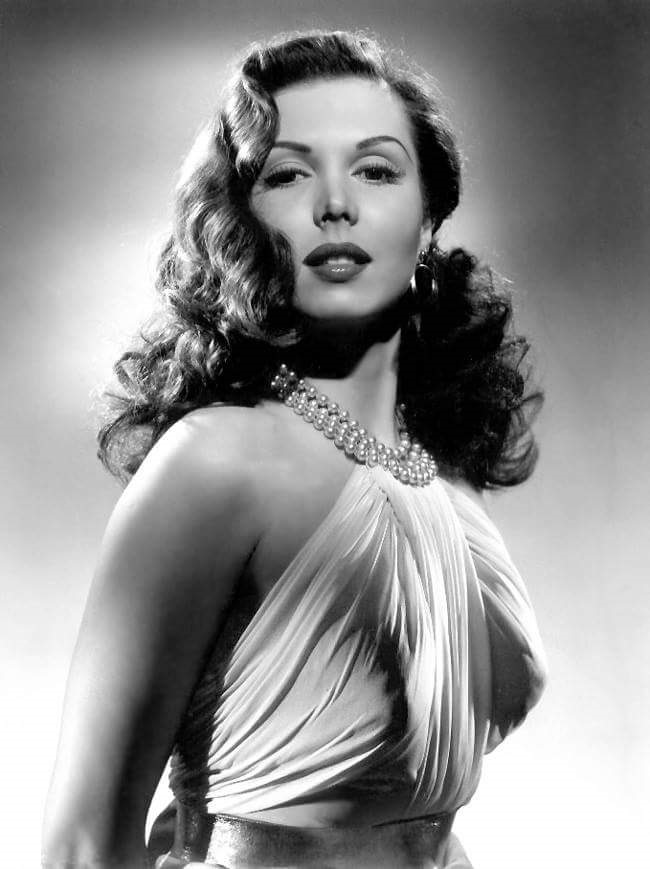Hollywood diva Ann Miller