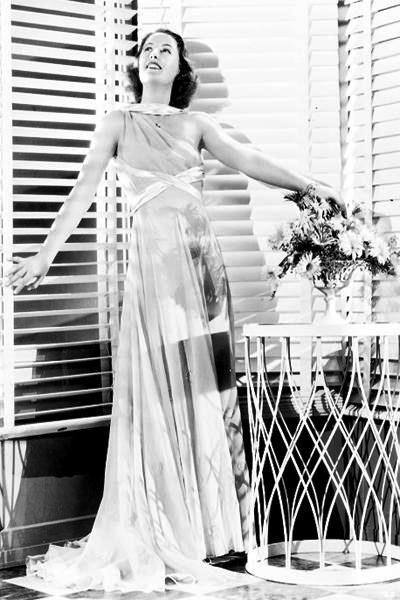 Hollywood diva, Barbara Stanwyck
