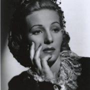 Hollywood diva Binnie Barnes