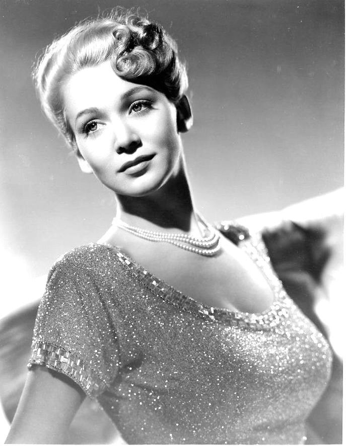 Hollywood diva Carole Landis