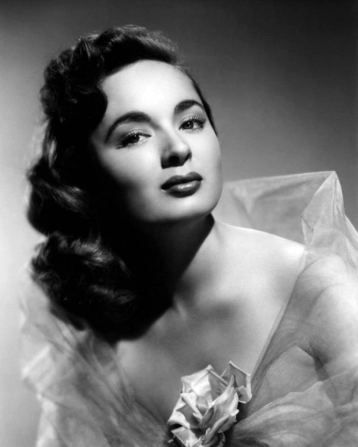 Hollywood star Ann Blyth