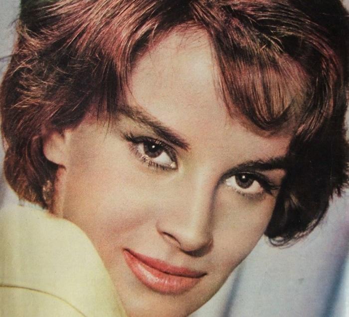 Icon of beauty of 1960s, Antonella Lualdi