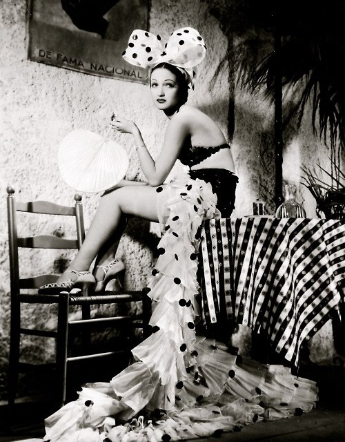 Icon of style, Dorothy Lamour