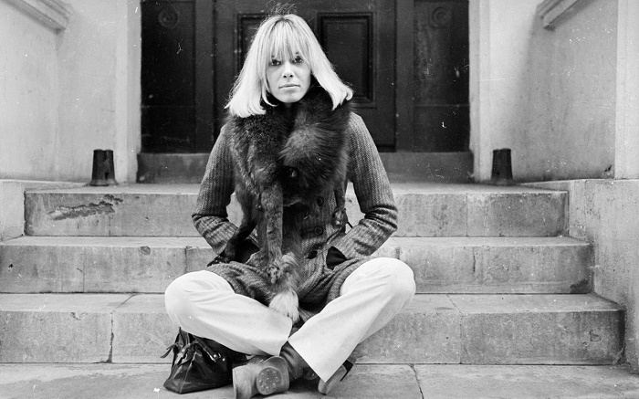 Insanely beautiful and beautifully insane, Anita Pallenberg