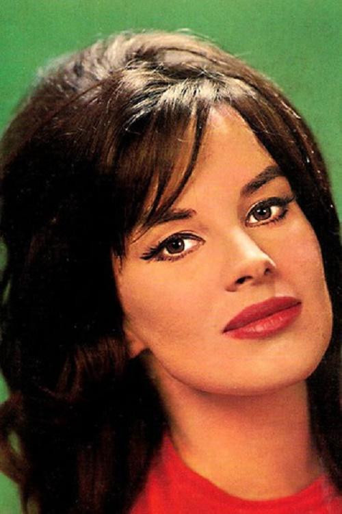 Italian actress Antonella Lualdi