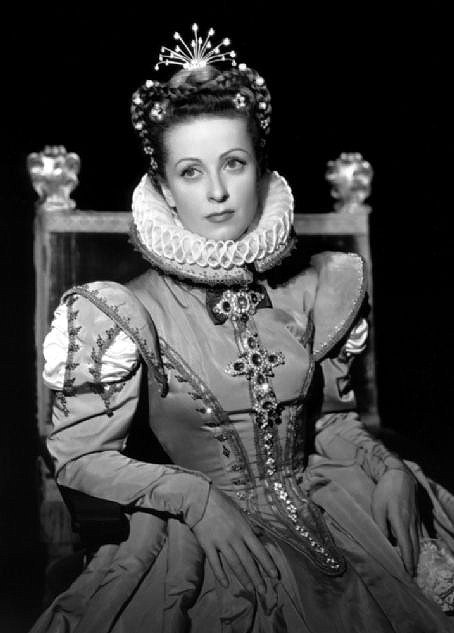 Just a queen, Danielle Darrieux