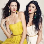 Kylie and Kendall on the cover of the Mexican magazine Marie Claire