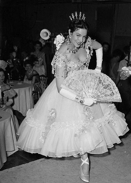 La bella Otero (1954)