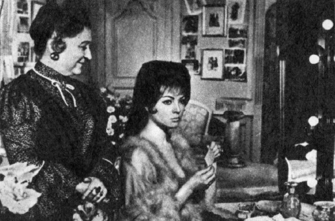 La reina del Chantecler, 1962