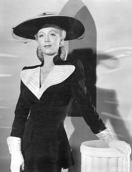 Lady Carole Landis