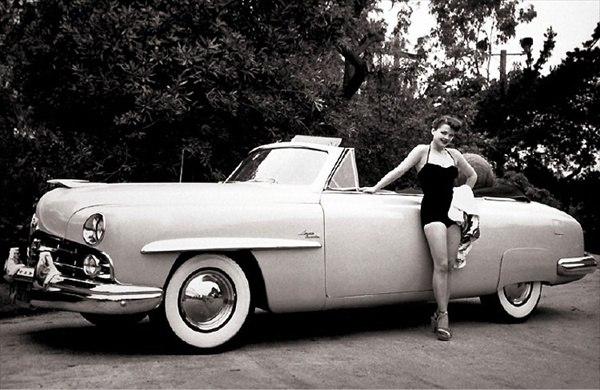 Lincoln Cosmopolitan Cabriolet, Baxter's car