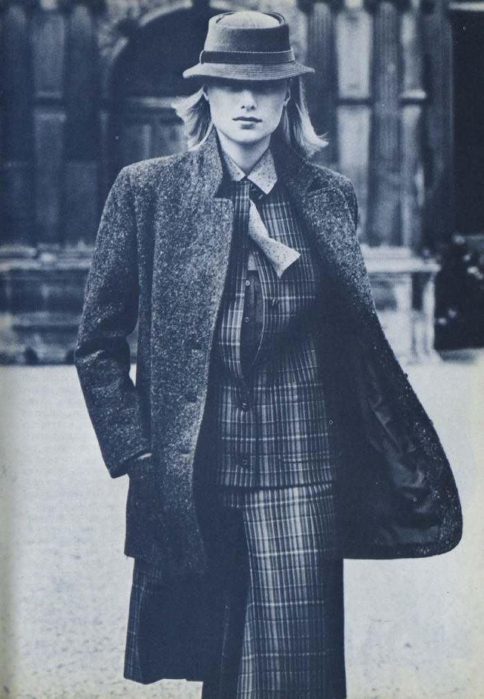 London fashion, 1980