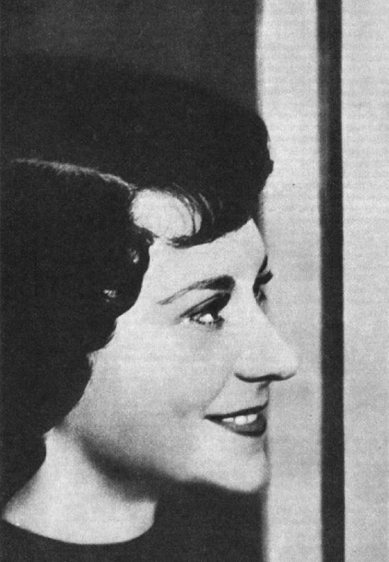 Maria Casares (21 November 1922 – 22 November 1996)