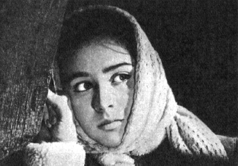 Master executioner. 1966. Slovak actress Emilia Vasharyova