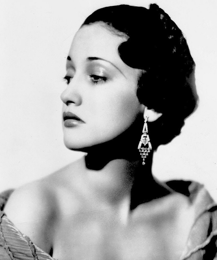 Maurice Seymour's photo of Dorothy Lamour, 1936