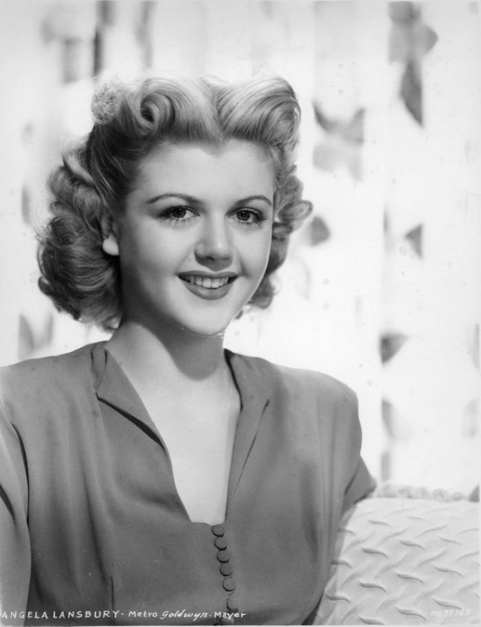 Metro Goldwyn Mayer photo, Angela Lansbury