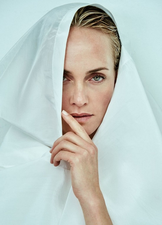 Model, actress, and activist Amber Valletta