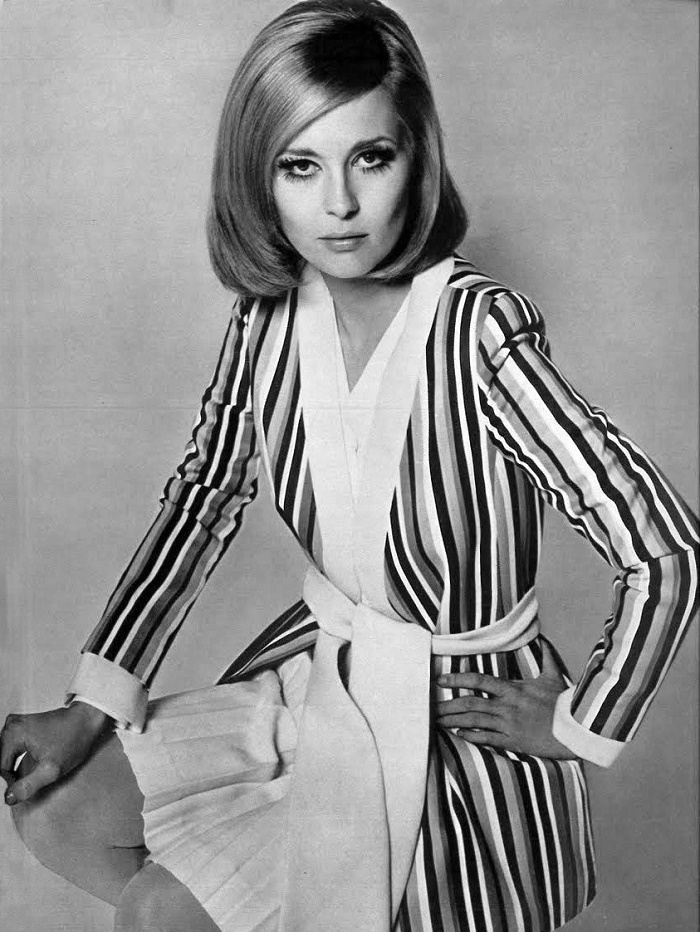 Model look, Faye Dunaway