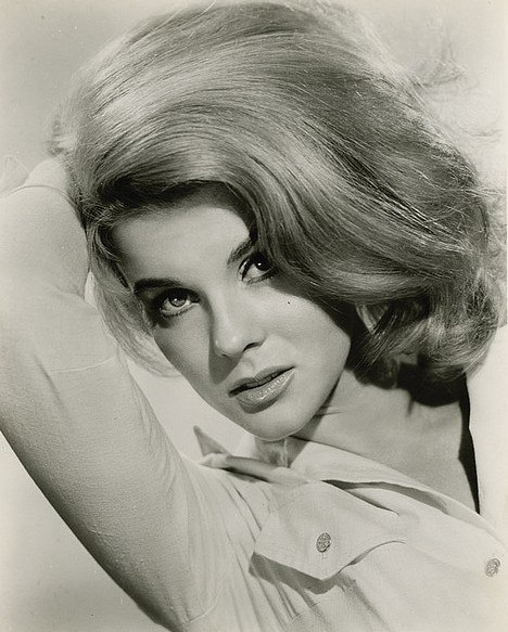 Movie actress Ann-Margret