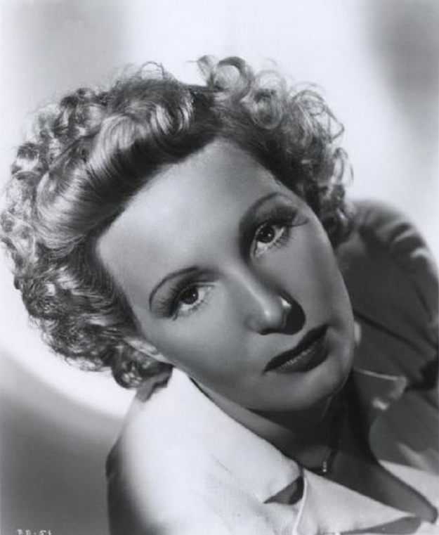 Movie actress Binnie Barnes