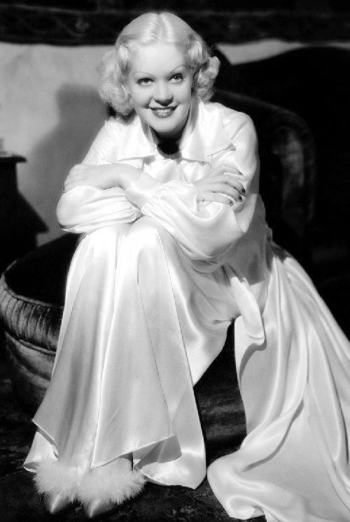 Movie star Alice Faye