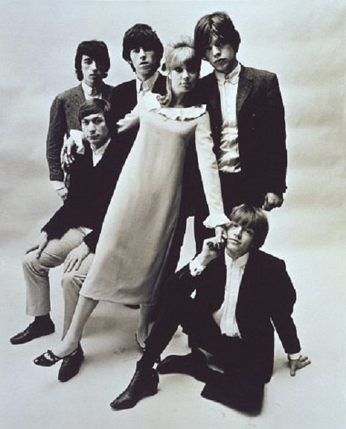 Muse of Rolling Stones Anita Pallenberg
