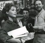 1950-1960s Beautiful Italian actress Antonella Lualdi