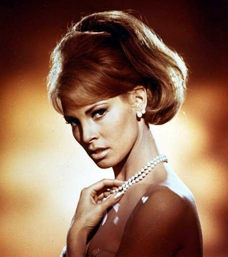 One of the 'Sexiest Stars of the Twentieth Century', beauty icon and New Woman Raquel Welch