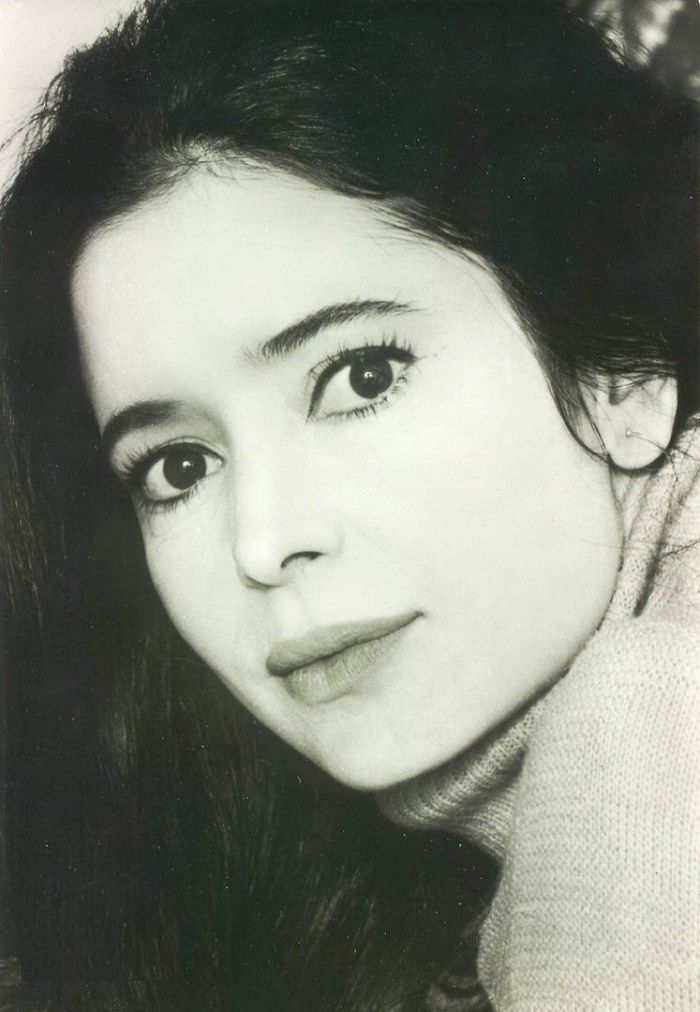 One of the most beautiful actresses Marie-Jose Nat