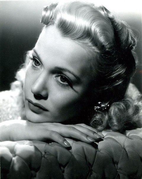 One of the most beautiful actresses of her time, Carole Landis