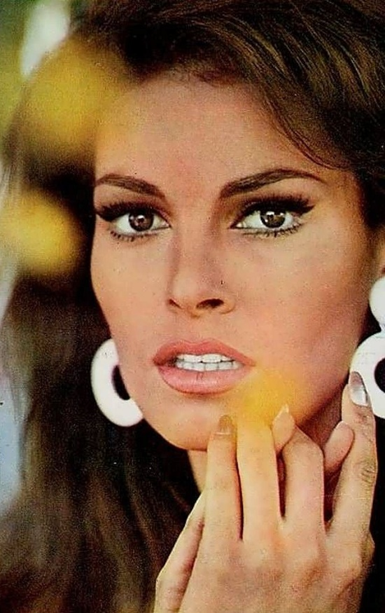Personification of beauty, Raquel Welch