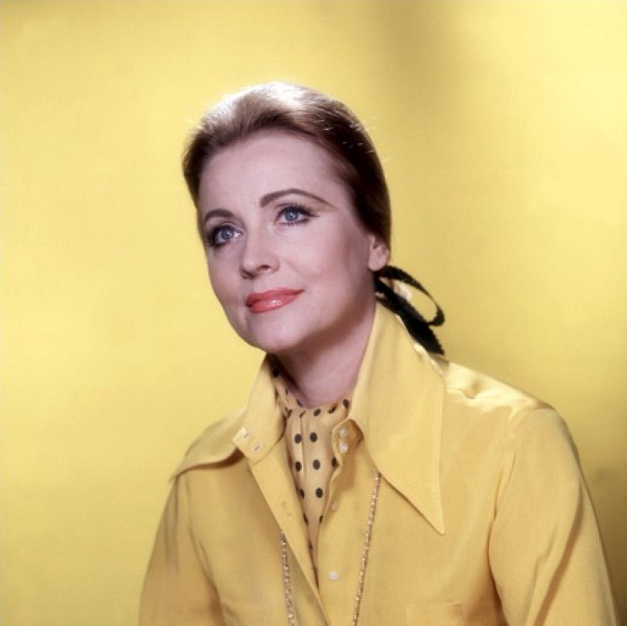 Personification of female beauty Anne Jeffreys