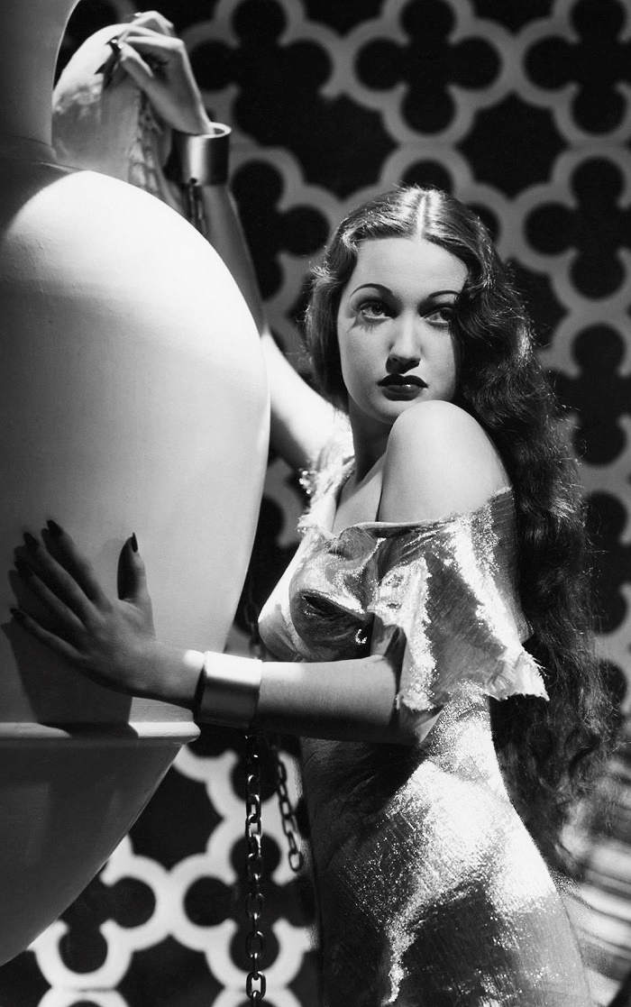 Pictured in 1939 Dorothy Lamour