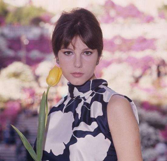 Popular Italian actress Stefania Sandrelli