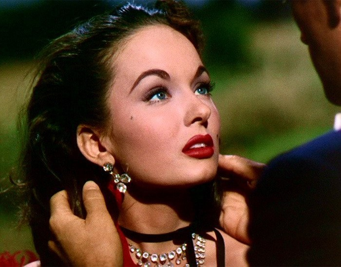 Popular in 1940-1950s actress Ann Blyth