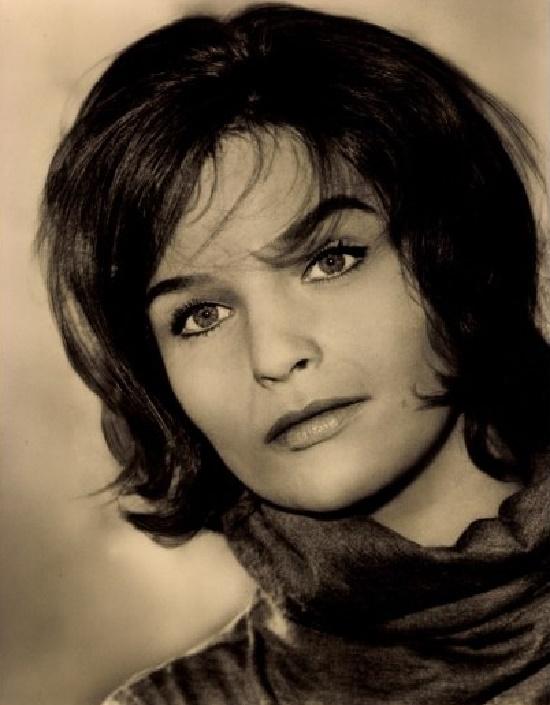 Popular in 1960s German actress Angelica Domrose