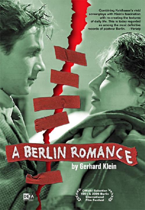 Poster. A Berliner Romance