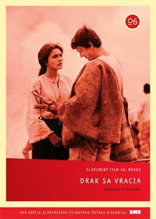 Poster. Drak sa vracia (English – The Return of Dragon). 1968
