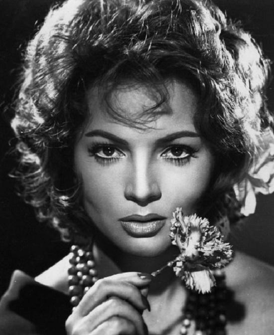 Queen of melodrama, beautiful actress Sara Montiel (10 March 1929 – 8 April 2013)