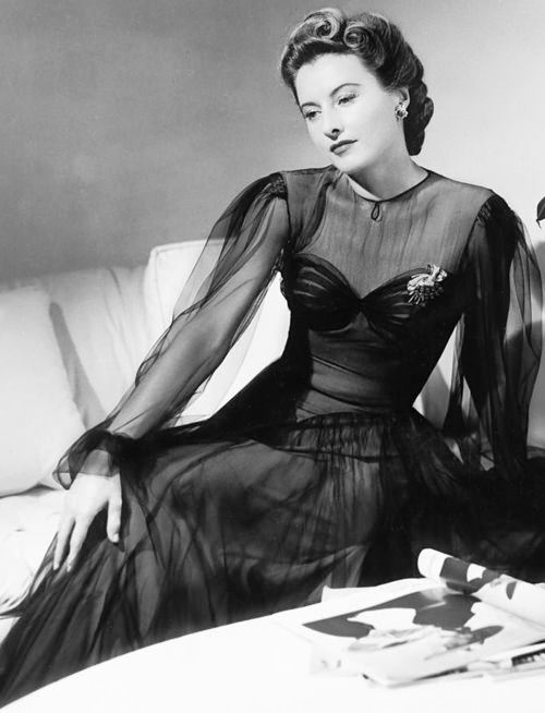 Retro Hollywood, Barbara Stanwyck