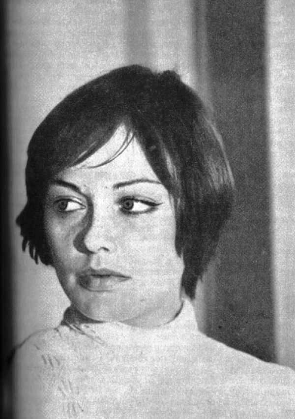 Riot, 1975, actress Tzvetana Maneva